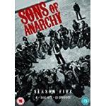 Sons of anarchy dvd Filmer Sons of Anarchy - Season 5 [DVD]